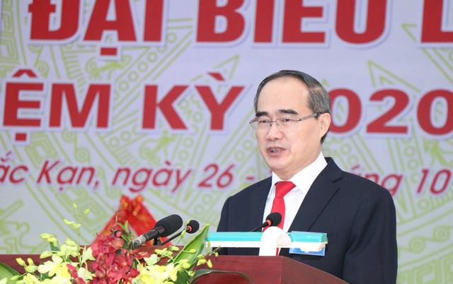 Một số địa phương khai mạc Đại hội Đảng bộ nhiệm kỳ 2020 - 2025 - Ảnh 1.