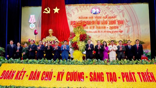 Một số địa phương khai mạc Đại hội Đảng bộ nhiệm kỳ 2020 - 2025 - Ảnh 2.