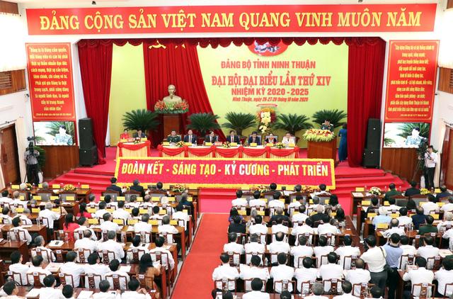 Một số địa phương khai mạc Đại hội Đảng bộ nhiệm kỳ 2020 - 2025 - Ảnh 3.