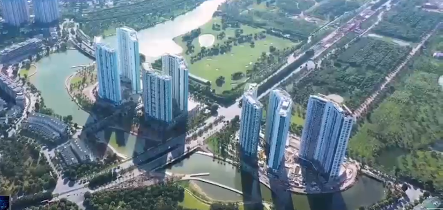 Bất động sản phía Đông Hà Nội thay đổi nhờ loạt dự án lớn - Ảnh 1.