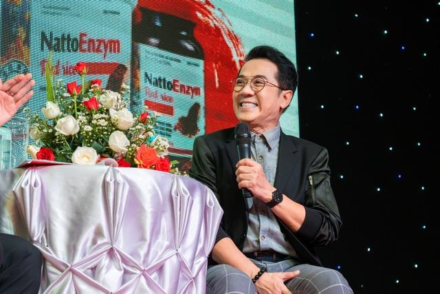 NSƯT Thành Lộc: Ở tuổi ngoài 50, tôi sợ nhất đột quỵ - Ảnh 1.