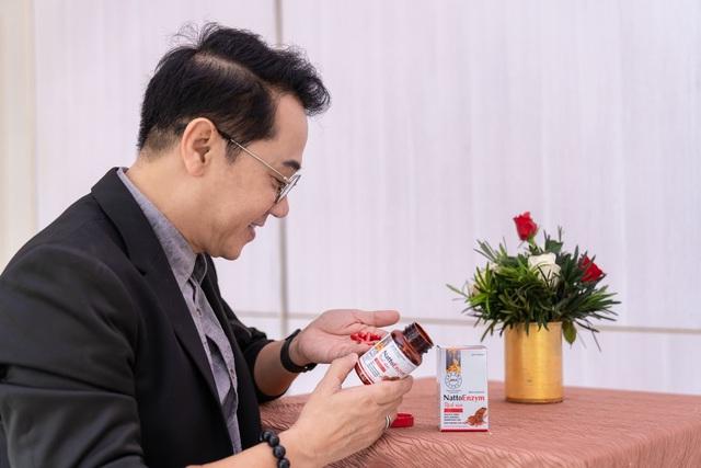 NSƯT Thành Lộc: Ở tuổi ngoài 50, tôi sợ nhất đột quỵ - Ảnh 3.