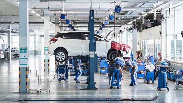 Từ 1/1/2021, mua xe ô tô sản xuất trong nước có còn được giảm phí trước bạ? - Ảnh 1.