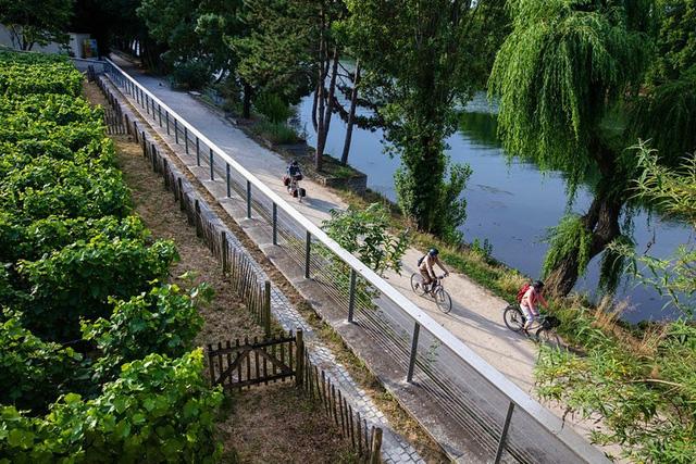 Ra mắt 420km đường đạp xe tựa như tranh vẽ tại Pháp - Ảnh 2.
