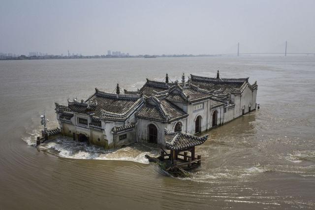 Châu Á chịu thiệt hại nặng nề vì thiên tai - Ảnh 2.