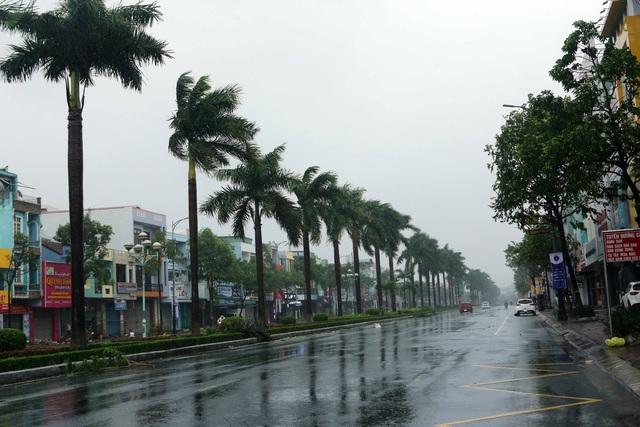 Thành phố Đà Nẵng tan hoang sau bão số 9 - Ảnh 2.