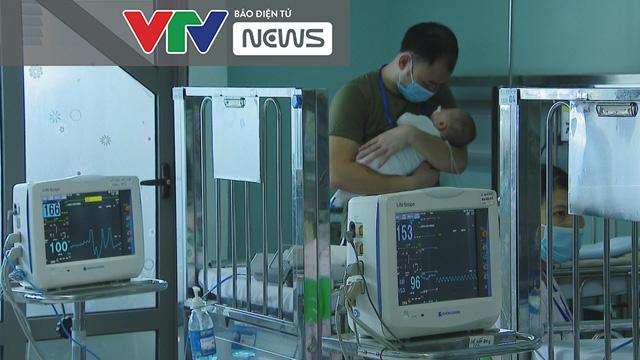 Gia tăng trẻ nhập viện do mắc bệnh hô hấp - Ảnh 2.