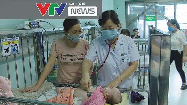 Gia tăng trẻ nhập viện do mắc bệnh hô hấp - Ảnh 1.