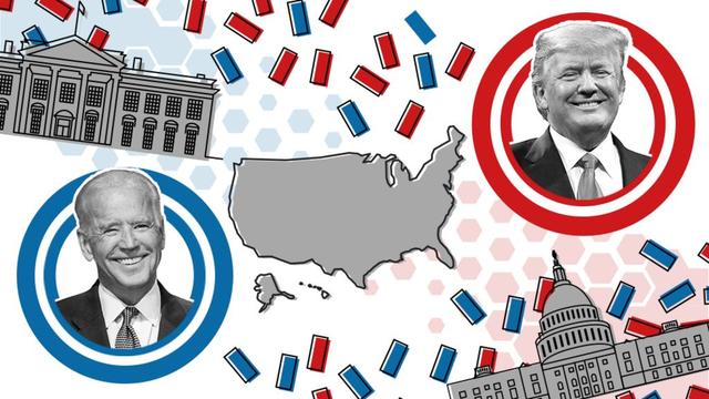 COVID-19 tác động như thế nào đến bầu cử Mỹ - Ảnh 1.