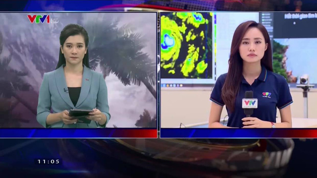 BTV Xuân Anh lên sóng 30 lần chỉ trong... 2 ngày - Ảnh 1.