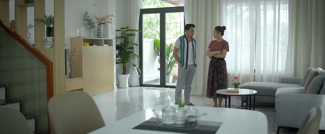 Trói buộc yêu thương - Tập 18: Phương tiếp cận Tiến thành công, bà Lan bất ngờ ngỏ lời với ông Phong - Ảnh 12.