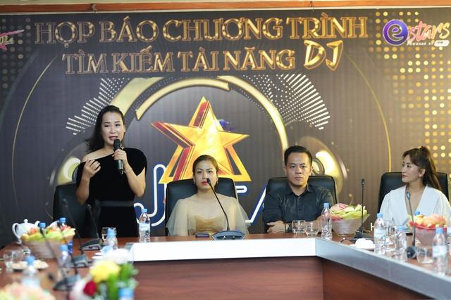 Khởi động gameshow tìm kiếm tài năng DJ Star - Ảnh 1.