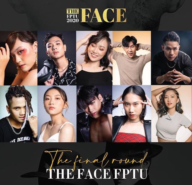 Hoa khôi Đại học sắm vai Trưởng ban tổ chức The Face FPTU - Ảnh 2.