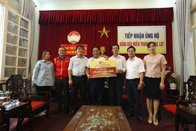 Những hoạt động ý nghĩa của giải xe đạp VTV Cúp Tôn Hoa Sen 2020 - Ảnh 2.
