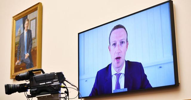 270 tỷ USD bị thổi bay sau phiên điều trần của Facebook, Twitter và Alphabet - Ảnh 1.