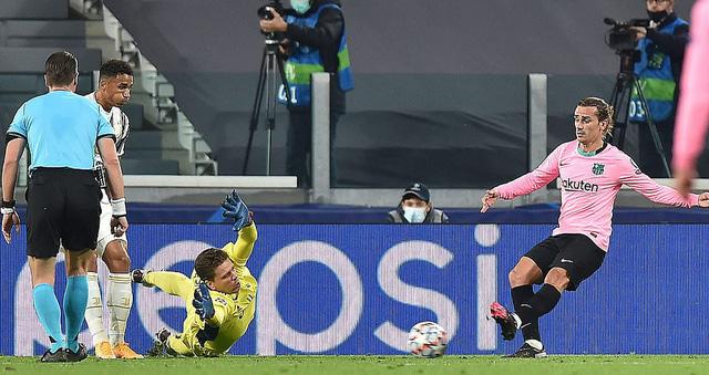 Juventus 0-2 Barcelona: Chiến thắng xứng đáng cho Messi và đồng đội (Bảng G Champions League 2020/21) - Ảnh 1.