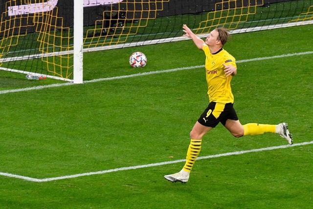 Dortmund 2-0 Zenit: Haaland, Sancho mang về chiến thắng cho Dortmund (Bảng F Champions League 2020/21) - Ảnh 3.