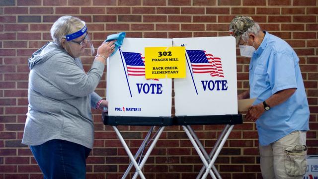 COVID-19 tác động như thế nào đến bầu cử Mỹ - Ảnh 4.