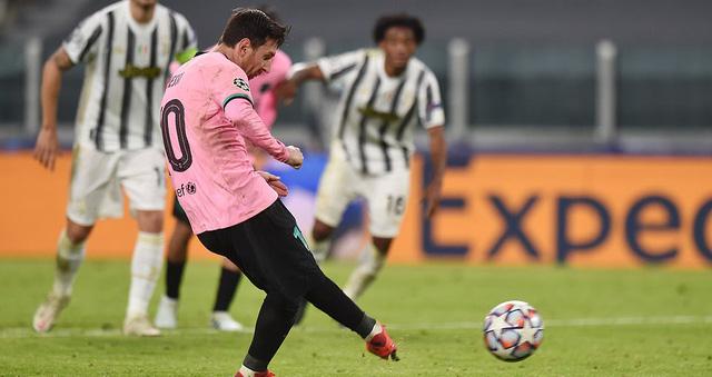 Juventus 0-2 Barcelona: Chiến thắng xứng đáng cho Messi và đồng đội (Bảng G Champions League 2020/21) - Ảnh 4.
