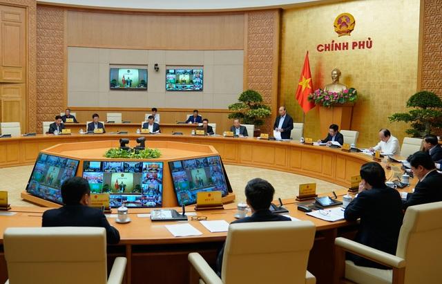 Thủ tướng Nguyễn Xuân Phúc: Cương quyết thay cán bộ không biết làm việc, tiêu cực, lợi ích nhóm - ảnh 3