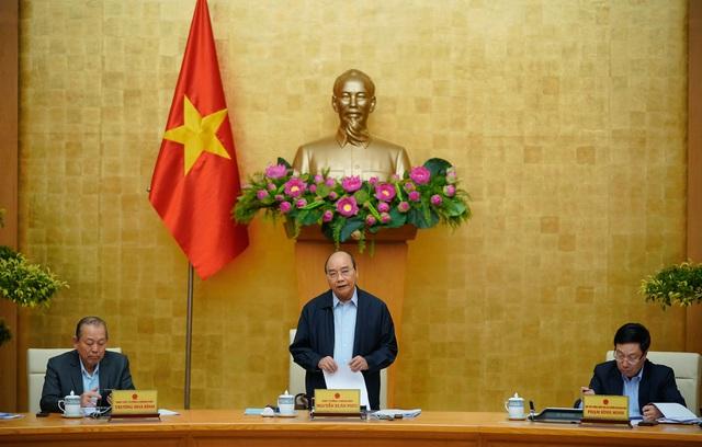 Thủ tướng Nguyễn Xuân Phúc: Cương quyết thay cán bộ không biết làm việc, tiêu cực, lợi ích nhóm - ảnh 2