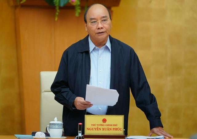 Thủ tướng Nguyễn Xuân Phúc: Cương quyết thay cán bộ không biết làm việc, tiêu cực, lợi ích nhóm - ảnh 1