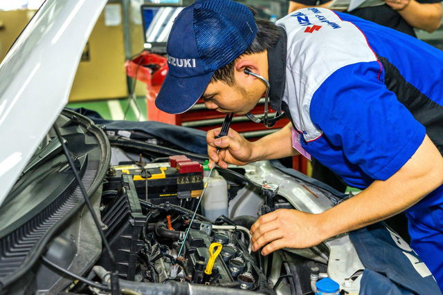 Lắng nghe phản hồi khách hàng, Suzuki thay đổi từ sản phẩm đến dịch vụ - Ảnh 1.