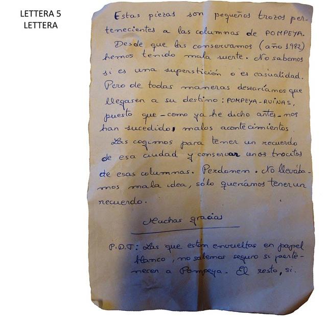 Câu chuyện kỳ bí xung quanh đồ vật bị ám ở tàn tích Pompeii, Italy - Ảnh 2.