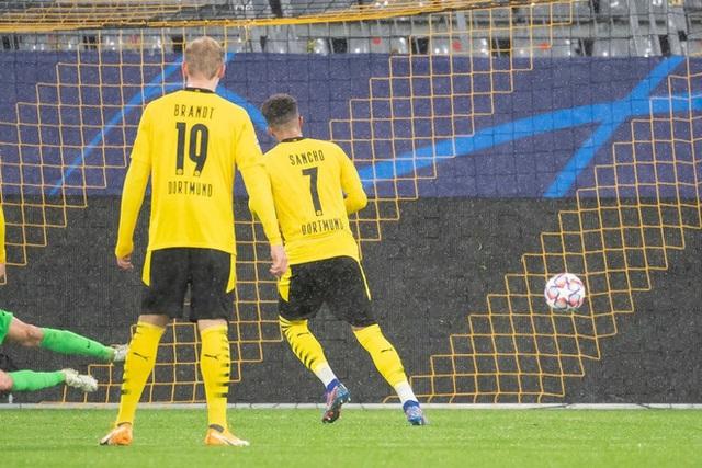 Dortmund 2-0 Zenit: Haaland, Sancho mang về chiến thắng cho Dortmund (Bảng F Champions League 2020/21) - Ảnh 2.