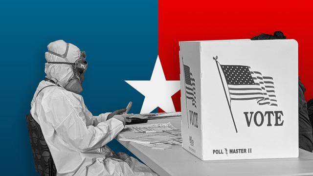 COVID-19 tác động như thế nào đến bầu cử Mỹ - Ảnh 3.