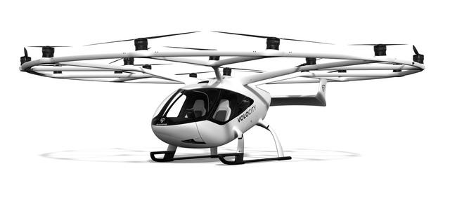 Pháp lên kế hoạch thử nghiệm taxi bay - Ảnh 1.