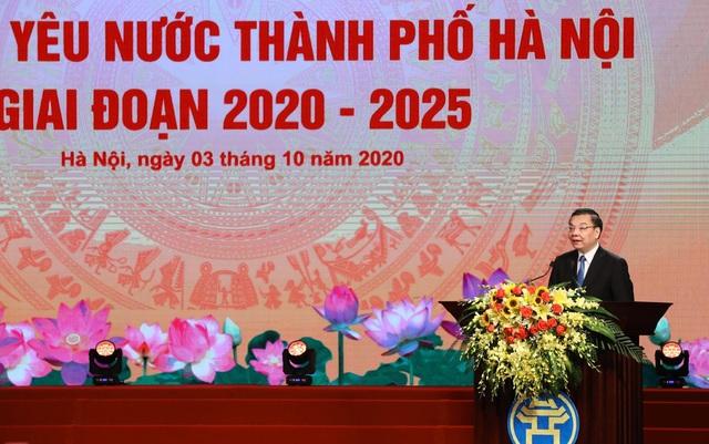 Thủ tướng đề nghị Hà Nội thi đua tăng trưởng cao hơn cả nước - Ảnh 1.