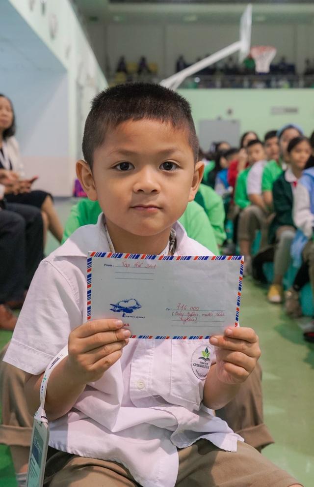 Trường Song ngữ Liên cấp Greenfield (KĐT Ecopark) đồng hành cùng Quỹ Tấm lòng Việt ủng hộ miền Trung - Ảnh 5.