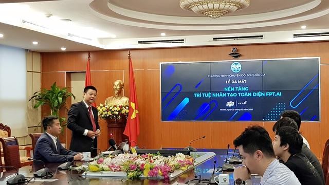 FPT.Ai - Nền tảng trí tuệ nhân tạo Make in Vietnam thứ hai ra mắt - ảnh 1
