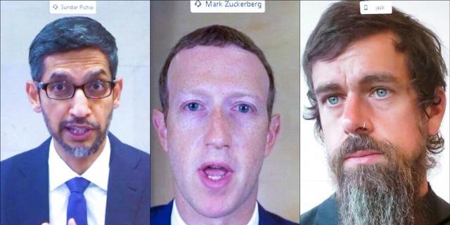 Điểm nhấn từ phiên điều trần các CEO công nghệ ngay sát ngày bầu cử Mỹ - Ảnh 4.