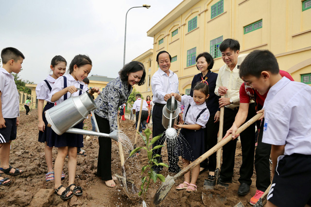 """Chung tay để """"triệu cây vươn cao cho Việt Nam xanh"""" - Ảnh 4."""