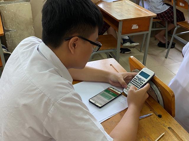 Kiểm tra, đánh giá giữa kỳ qua hệ thống Trường học thông minh 789.vn - ảnh 3