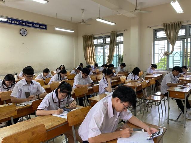 Kiểm tra, đánh giá giữa kỳ qua hệ thống Trường học thông minh 789.vn - ảnh 2