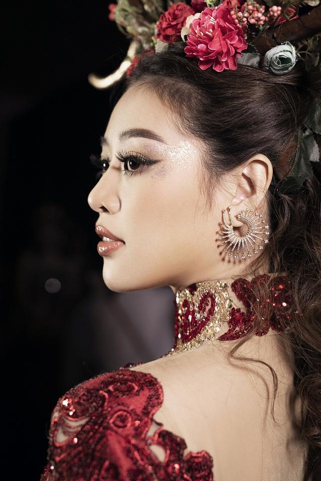 Lan Khuê., Khá.nh Vâ.n mở mà.n ấ.n tư.ợ.ng tạ.i Vietnam Runway Fashion Week - Ảnh 3.
