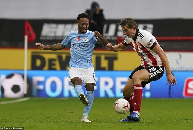Sheffield United 0-1 Manchester City: Kyle Walker lập siêu phẩm, Man City thắng tối thiểu Sheffield - Ảnh 1.