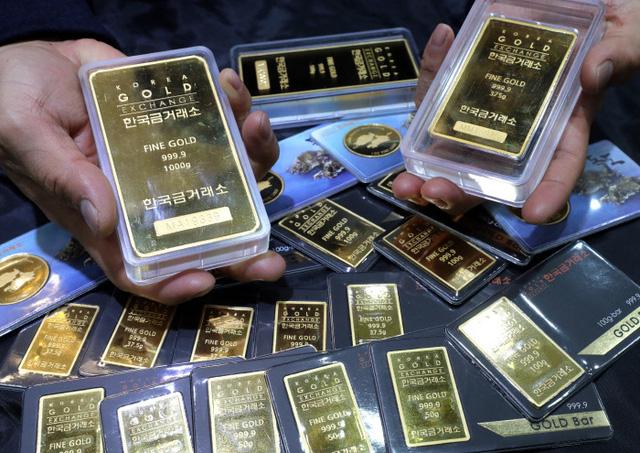 Vì sao vàng nối dài chuỗi ngày giảm giá? - ảnh 1