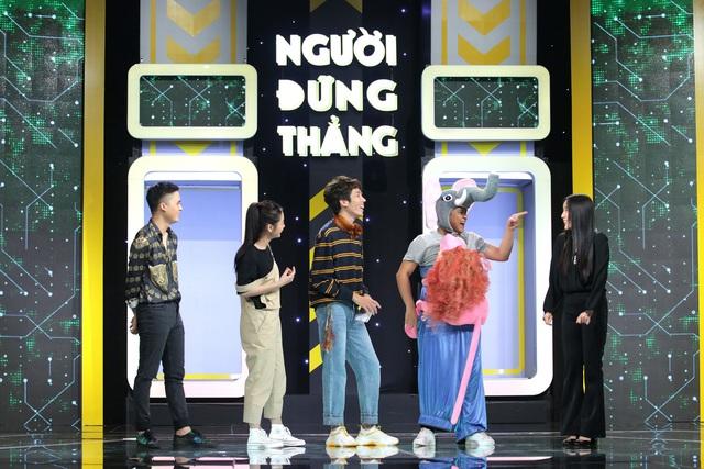 Đào Ngọc Sang – Nguyên Yunie thắng đẹp La Thành – Tống Yến Nhi trong Người đứng thẳng - Ảnh 4.