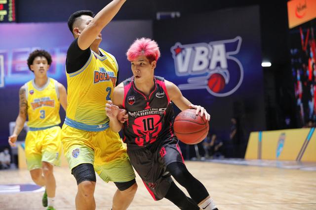 VBA 2020 - Game 18: Chiến thắng cách biệt dành cho Thang Long Warriors - Ảnh 1.