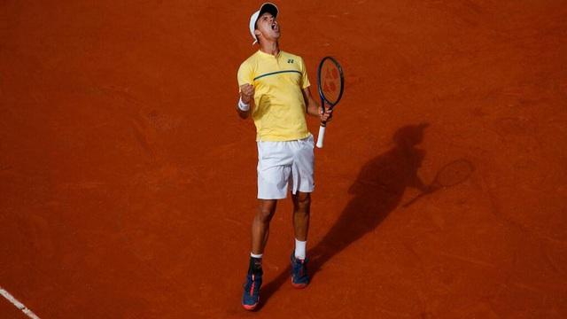 Vòng 3 Pháp mở rộng: Chiến thắng dễ dàng cho Novak Djokovic - Ảnh 1.