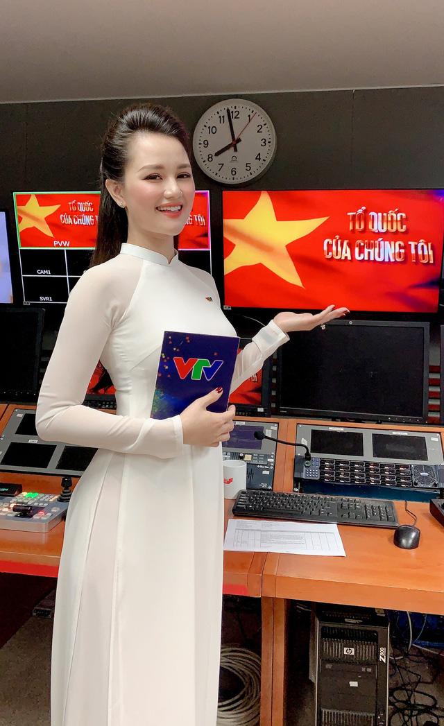 BTV Huyền Châu tiết lộ lý do có thể ôm đồm nhiều việc cùng lúc - Ảnh 2.