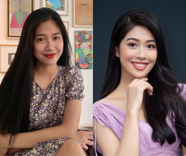 Loạt ảnh mặt mộc của thí sinh Bán kết Hoa hậu Việt Nam 2020 - Ảnh 5.