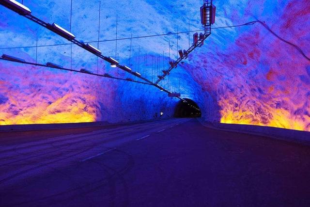 """Choáng váng với kiến trúc của 10 đường hầm """"độc lạ"""" nhất thế giới - ảnh 3"""