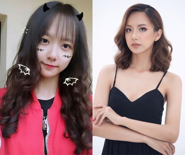 Loạt ảnh mặt mộc của thí sinh Bán kết Hoa hậu Việt Nam 2020 - Ảnh 4.