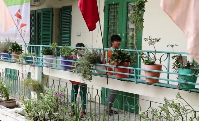 Ngôi nhà chung hạnh phúc cho trẻ câm điếc ở Hà Nội - Ảnh 2.