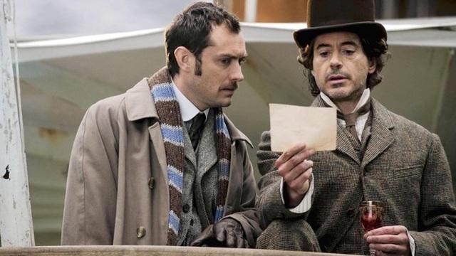 Người Sắt Robert Downey Jr. tham vọng xây dựng vũ trụ điện ảnh Sherlock Holmes - Ảnh 3.